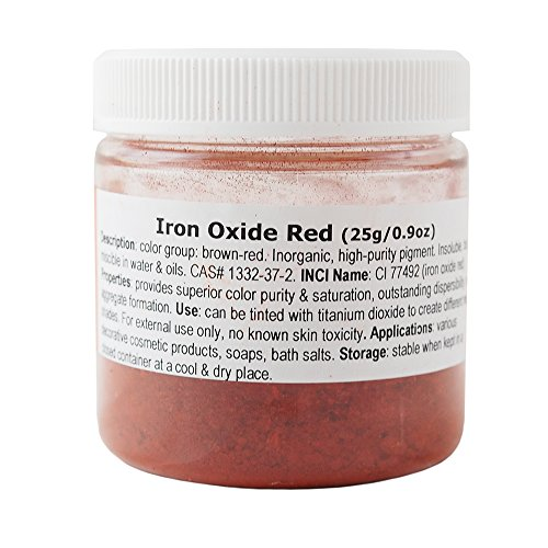 red iron oxide - 3