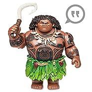Disney Talking Maui Action Figure - Disney Moana 460021297573