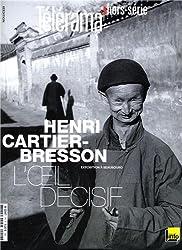 Télérama hors-série : Henri Cartier-Bresson, l'oeil décisif