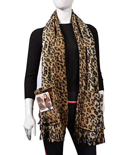 Cheetah Fleece - 2