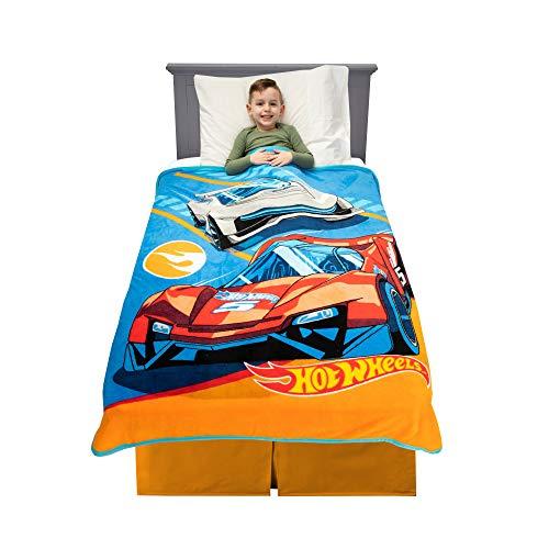 "Franco Kids Bedding Super Soft Throw 46/"" x 60/"" Lego Movie 2"
