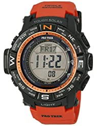 Casio Triple Sensor Protrek Watch