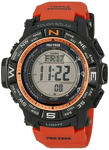 Casio PRW 3500Y 4CR Atomic Black Digital