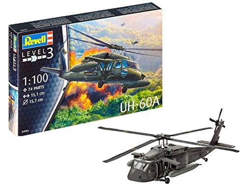 """Revell 04984 """"UH-60A Model Kit"""