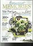 SOMERSET, MEMORIES MAGAZINE, ARTISTIC SCRAPBOOKING & MORE ISSUE, 2015