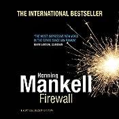 Firewall: An Inspector Wallander Mystery | Henning Mankell