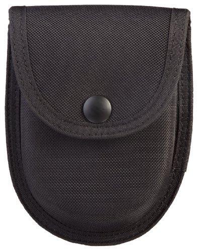 (Uncle Mike's Sentinel Single Handcuff Case Black 89068)