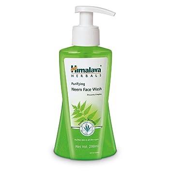 Facial cleanser himalaya