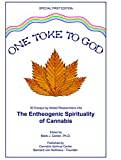 img - for ONE TOKE TO GOD   The Entheogenic Spirituality of Cannabis book / textbook / text book