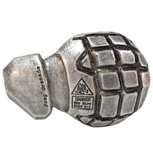 (Enmon Accessories Halo 3 Frag Grenade Belt Buckle)