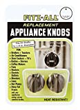 oven top coffee maker - Tops 55713 Fitz-All Replacement Appliance Knobs, Set of 2