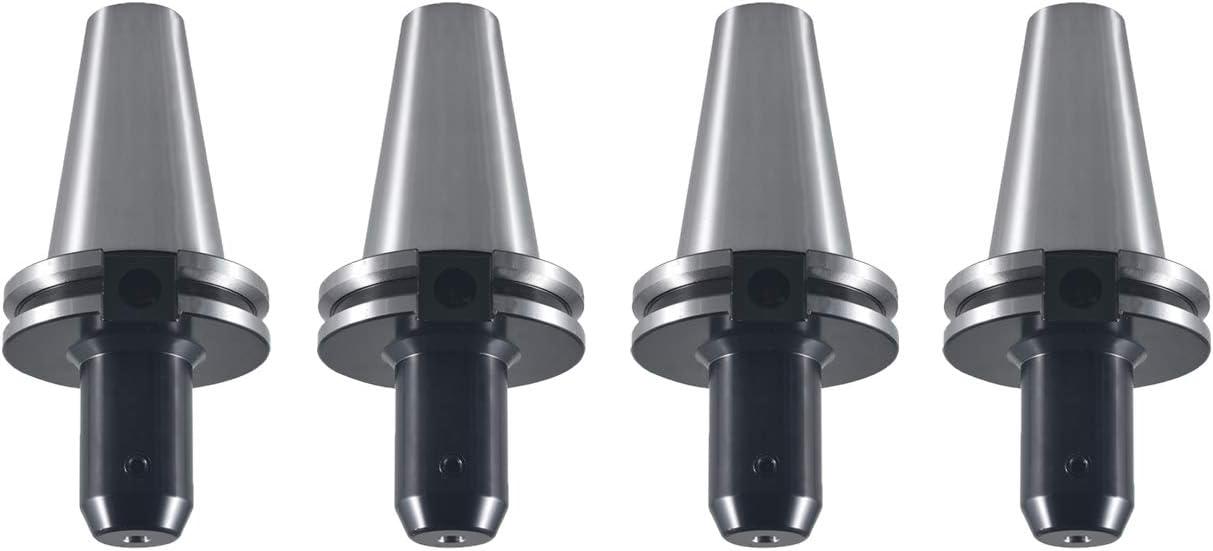 "3pcs CAT40 1//8 x 2.5/"" End Mill Tool Holder Balanced G2.5 20000 RPM USA"