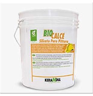 biocalce silicato puro Pintura NT LT.13,02