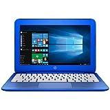 HP 11-r014wm Stream 11.6 Intel Celeron N3050 1.6GHz 2GB RAM 32GB Win 10 Blue