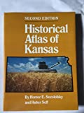 Historical Atlas of Kansas 9780806121574