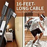 Oculus Quest Link Cable 16FT/5m, Compatible for