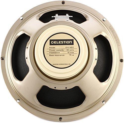 Celestion G12 Neo Creamback Guitar Speaker - 16 - Neo Inch Speaker Guitar 12