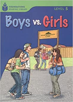 Boys vs. Girls (Foundations Reading Library)