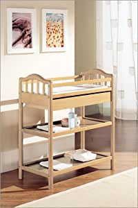 Amazon Com Pali Max Changing Table In Natural Kitchen