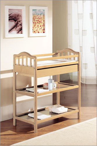 Delicieux PALI Max Changing Table In Natural