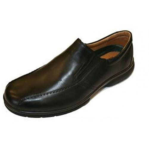 ca567681155 Db Shoes Men s Newport Wide Fitting Leather Shoe  Amazon.co.uk ...