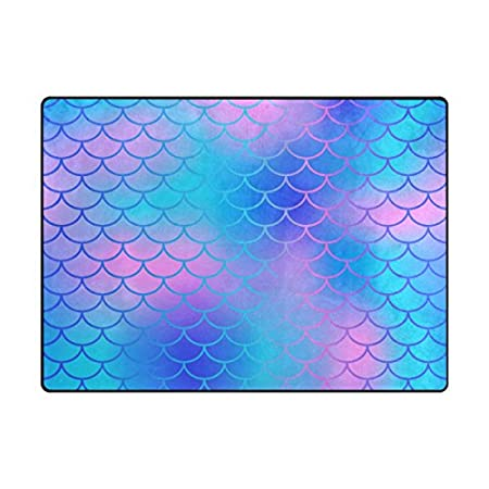 51WZ%2BPHLMYL._SS450_ 50+ Mermaid Themed Area Rugs