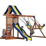 Best backyard discovery cedar swing set - Backyard Discovery Providence All Cedar Wood Playset Swing Review