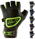 C.P. Sports Trainingshandschuhe Profi Grip Bandagen