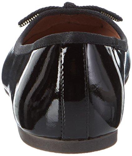 Tamaris 22123, Ballerines Femme, Noir (Black Patent 018), 41 EU