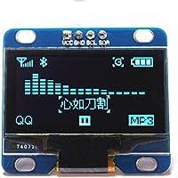 Diymall 1.3 Inch Blue I2C IIC Serial 128X64 OLED LCD LED Display Module SH1106 for Arduino 51 MSP420 STIM32 SCR