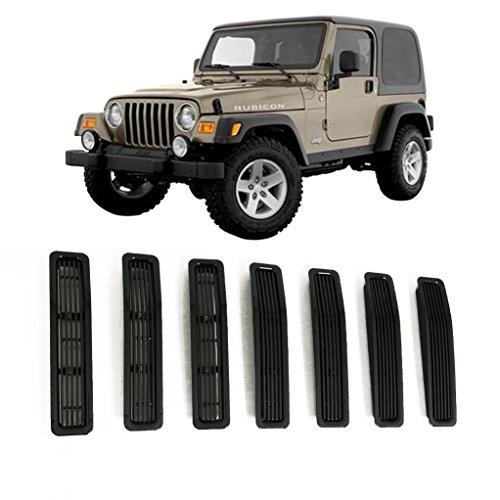 Jeep Billet Grill - 8