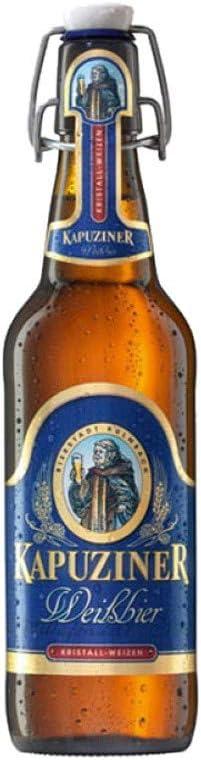 Cerveza Kapuziner Weissbier 50CL
