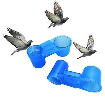 HUIDE Botellas de plástico,Vasos de Agua,lavabos,Accesorios de ...