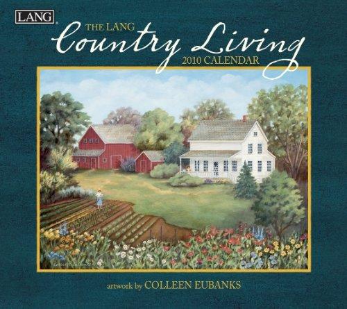 Living 2010 Calendar - Country Living 2010 Wall Calendar