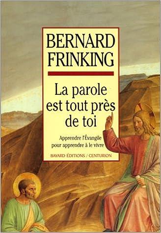 """Livre """"La Parole est tout près de toi"""" : Apprendre l'Évangile pour apprendre à le vivre epub, pdf"""