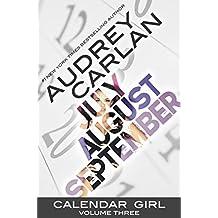 Calendar Girl: Volume Three