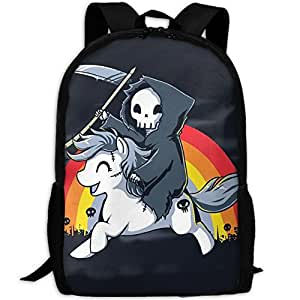 Halloween Adult Outdoor Leisure Sports Backpack And School Backpack