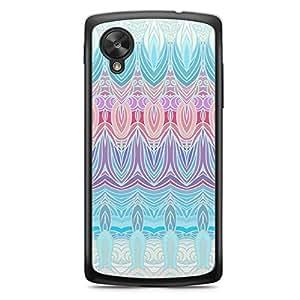 Hairs Nexus 5 Transparent Edge Case - Design 9
