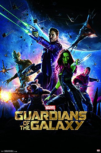 International Poster Movie - Trends International Wall Poster Guardians of The Galaxy One Sheet, 22.375