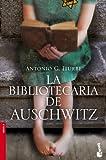 """La bibliotecaria de Auschwitz"" av Antonio G. Iturbe"