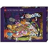 Heye 29213 - Standardpuzzles 1000 Teile Tarzan, Guillermo Mordillo
