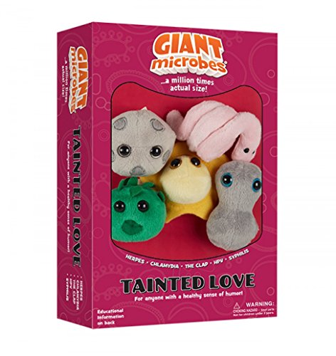 Giant Microbes Plush - GIANT MICROBES Giantmicrobes Themed Gift Boxes - Tainted Love