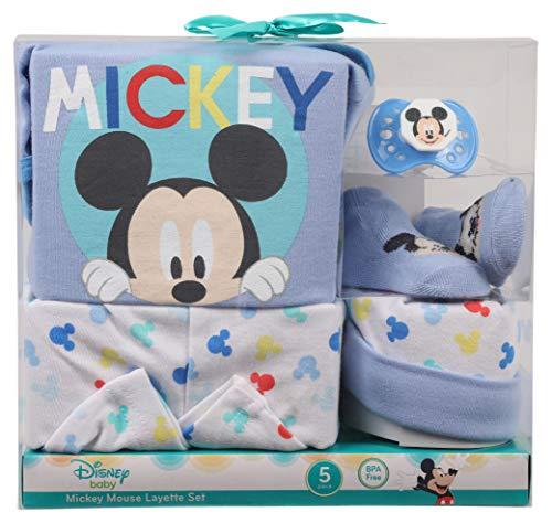 Disney Disney Mickey Mouse 5 Pc Layette Set]()