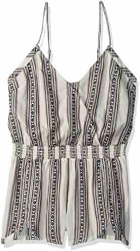 f38c6cfea2 O Neill Women s Orianna Woven Romper Sports Wear Cover-Up