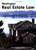 Washington Real Estate Law, Tonnon, Alan, 1887051198