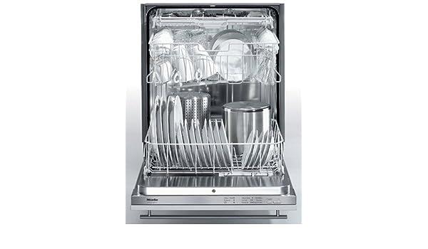 Miele G 1182 SCVi lavavajilla Totalmente integrado 12 cubiertos ...