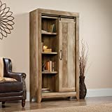 Sauder Adept Storage Cabinet in Craftsman Oak