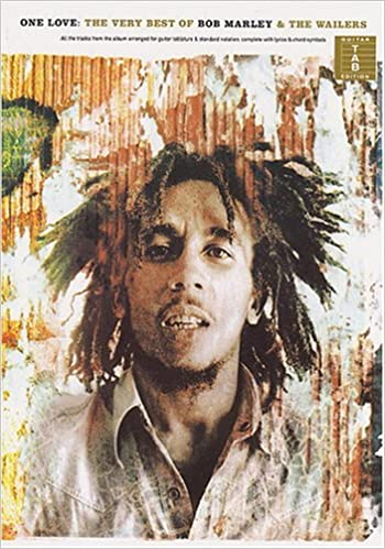 Buy One Love The Very Best Of Bob Marley And Wailers TAB Book Online At Low Prices In India