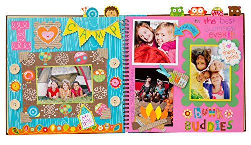 51WZ2bQOIFL - ALEX Toys Craft Eco Crafts Scrapbook