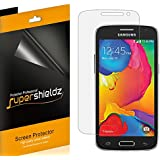 [6-Pack] SUPERSHIELDZ- Anti-Bubble HD Clear Screen Protector For Samsung Galaxy Avant (T-Mobile) + Lifetime Replacements Warranty - Retail Packaging
